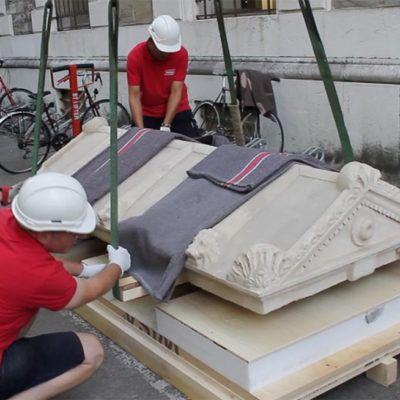 Le retour du sarcophage romain en Turquie