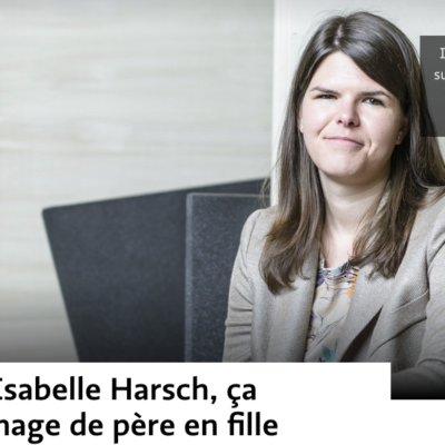 Isabelle Harsch ca demenage article le temps